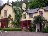 Lancrigg Vegetarian Restuarant and Hotel, Grasmere, the Lake District, England